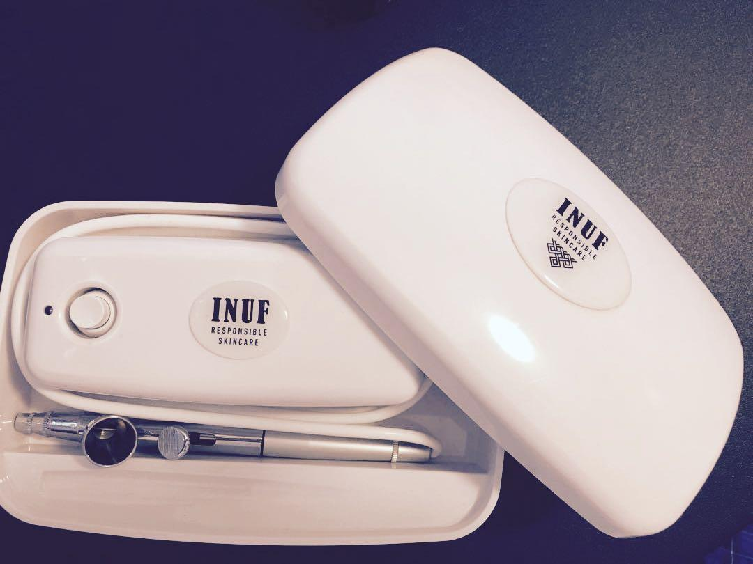 INUF ION+ Nano Absorption System, Oxygen+ Nutrient Infusion Home Care Therapy