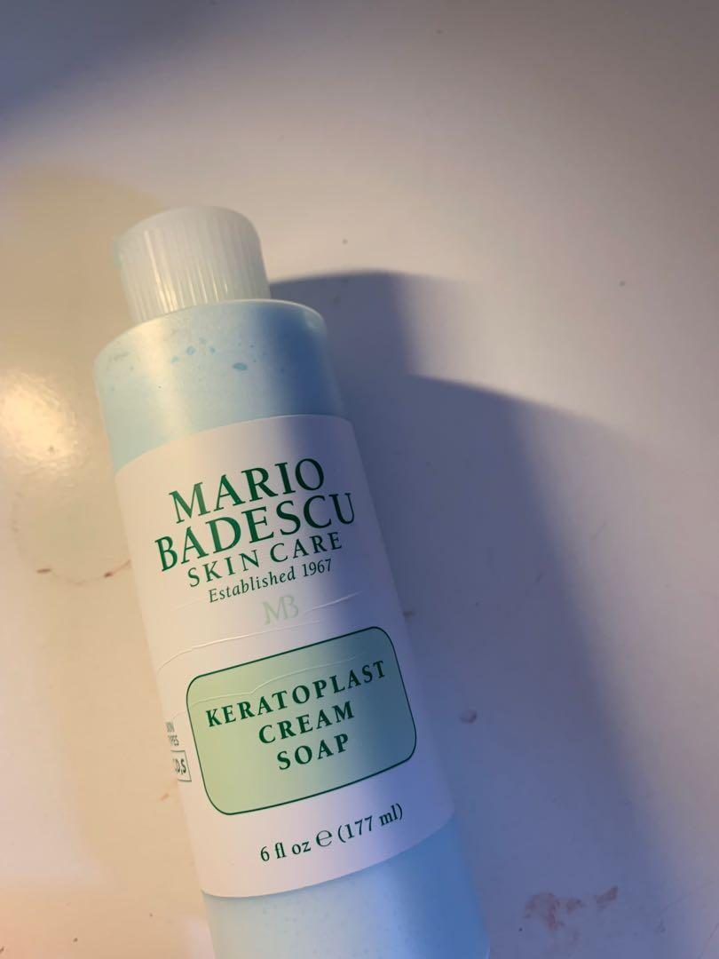 keratoplast cream soap