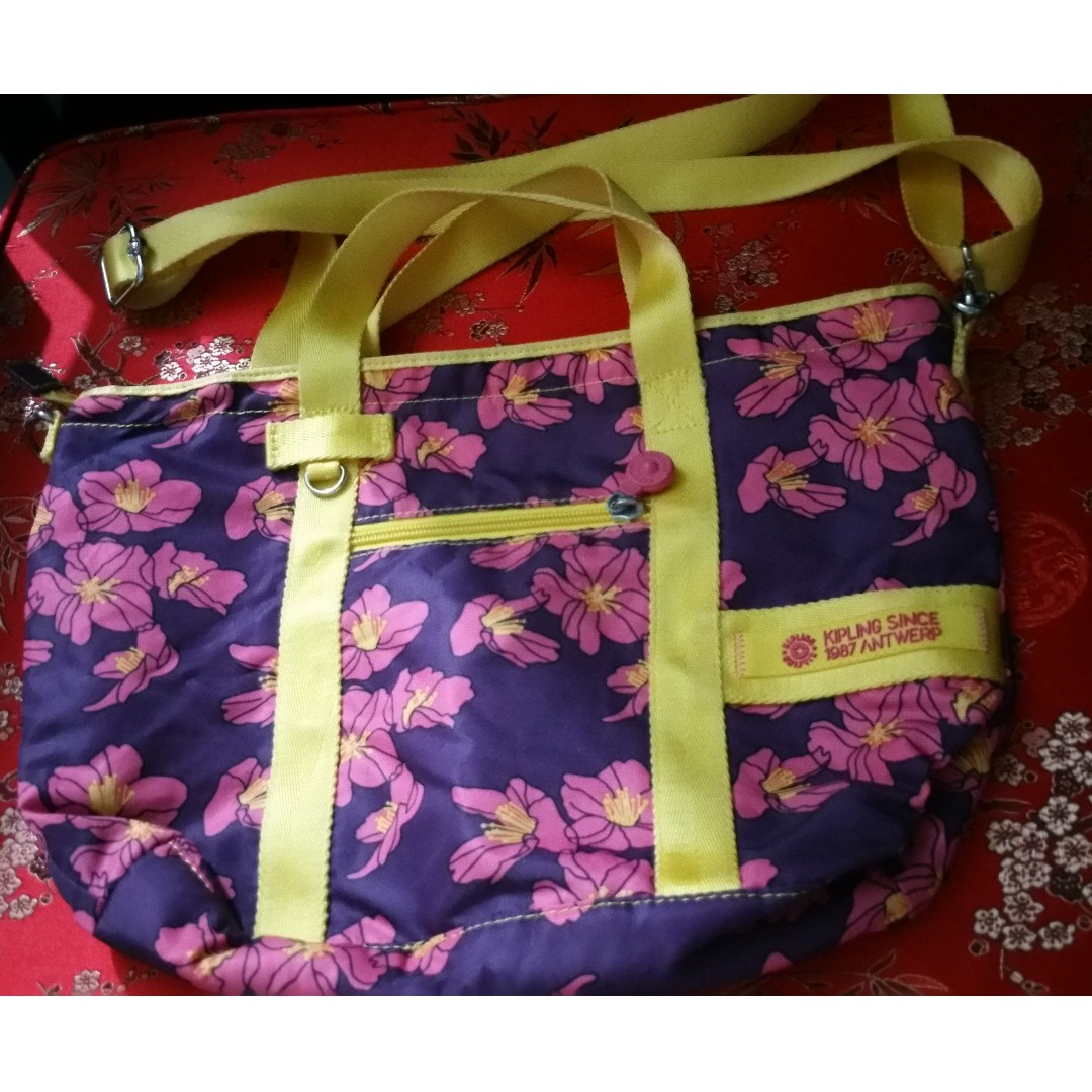 38143a7722 Kipling bag, Women's Fashion, Bags & Wallets, Others on Carousell