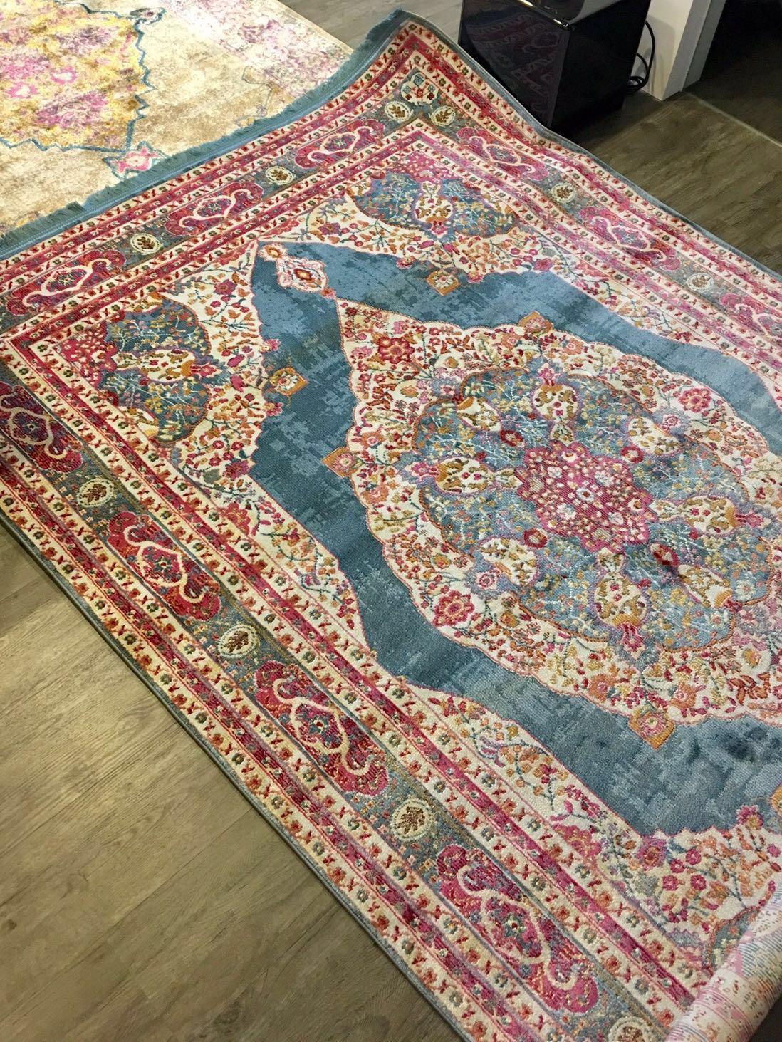 Last Piece! Brand New Instock Persian Carpet Made In Turkey