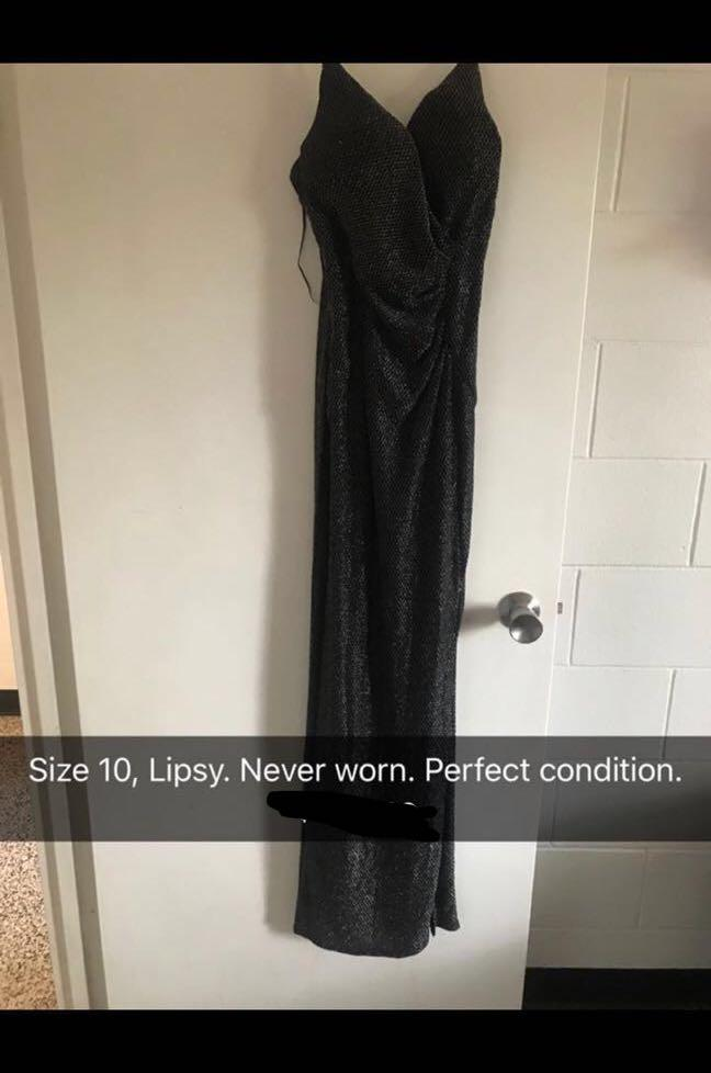 Lipsy formal dress and hello molly dress, pricing is negotiable ☺️