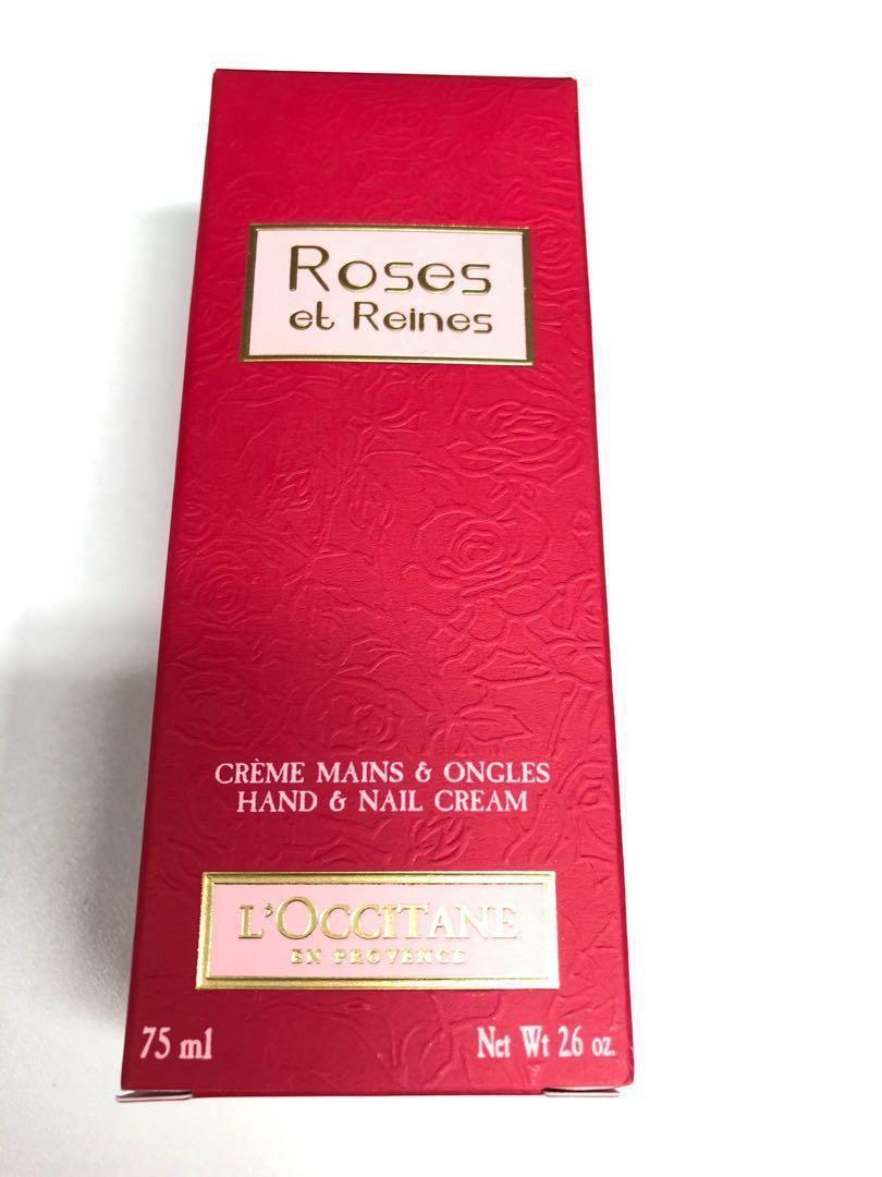 正貨保證💯全新L'Occitane Rose Handcream 75ml