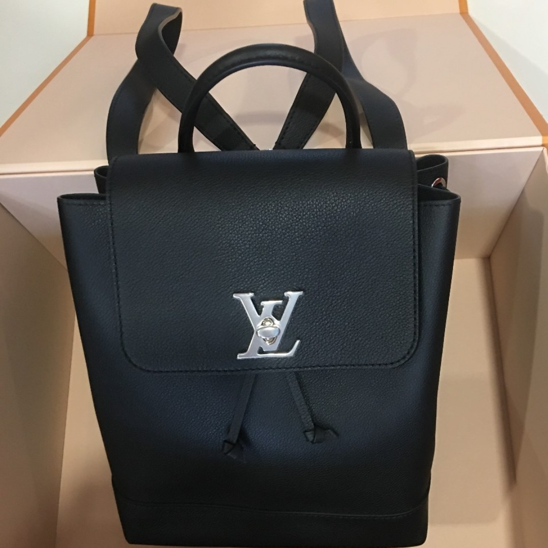 ddd71dd9e212 Louis Vuitton Lockme Backpack