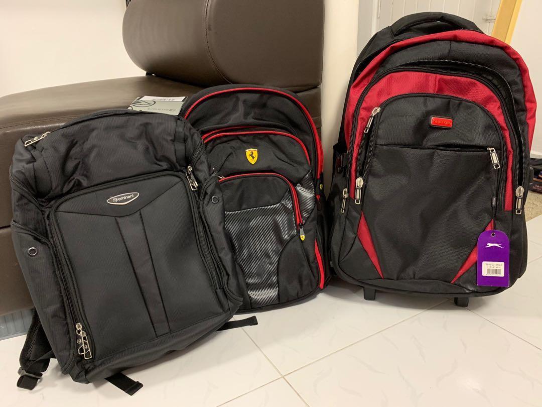 f1172b6c5 Men's bagpack, Men's Fashion, Bags & Wallets, Backpacks on Carousell