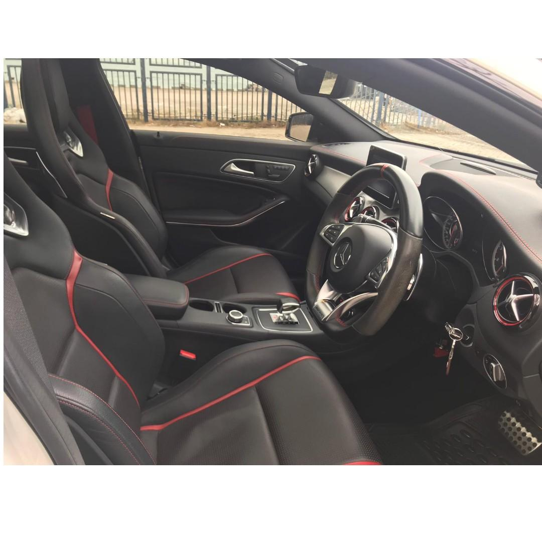 Mercedes-Benz CLA45 AMG NIGHT PACKAGE 2014