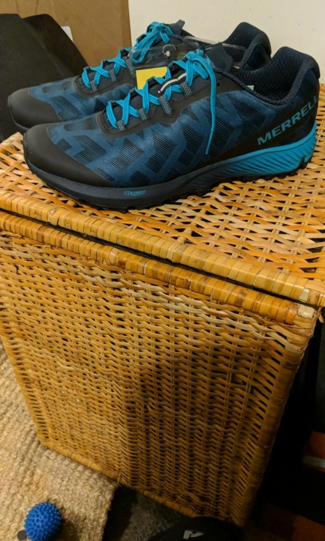 Merrell trail running shoe- brand new in box - never worn