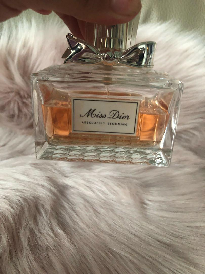 Miss Dior Absolutely Blooming 100ml EDP