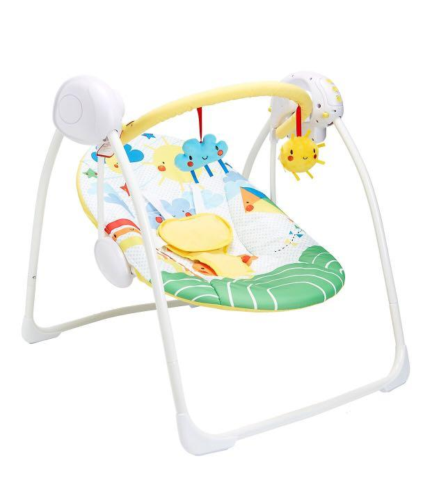 Mothercare Baby Swing Bouncer Sunny Days Swing Bnib Babies