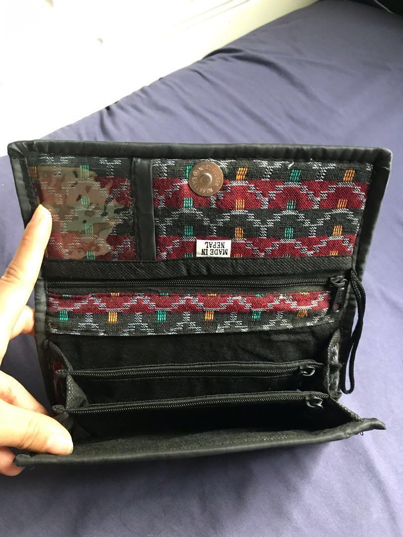 Nepali purse