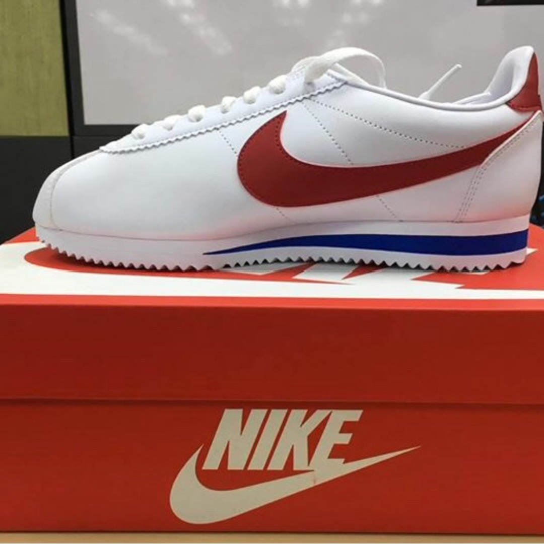 cheaper ff2d1 c3e4a Nike Cortez Forrest Gump