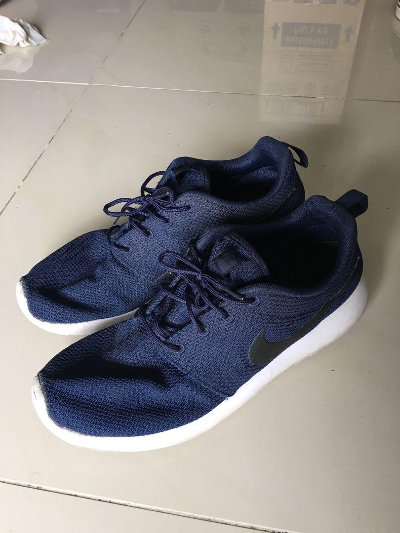 c15292a6dad0b Nike Roshe One iD Navy Blue