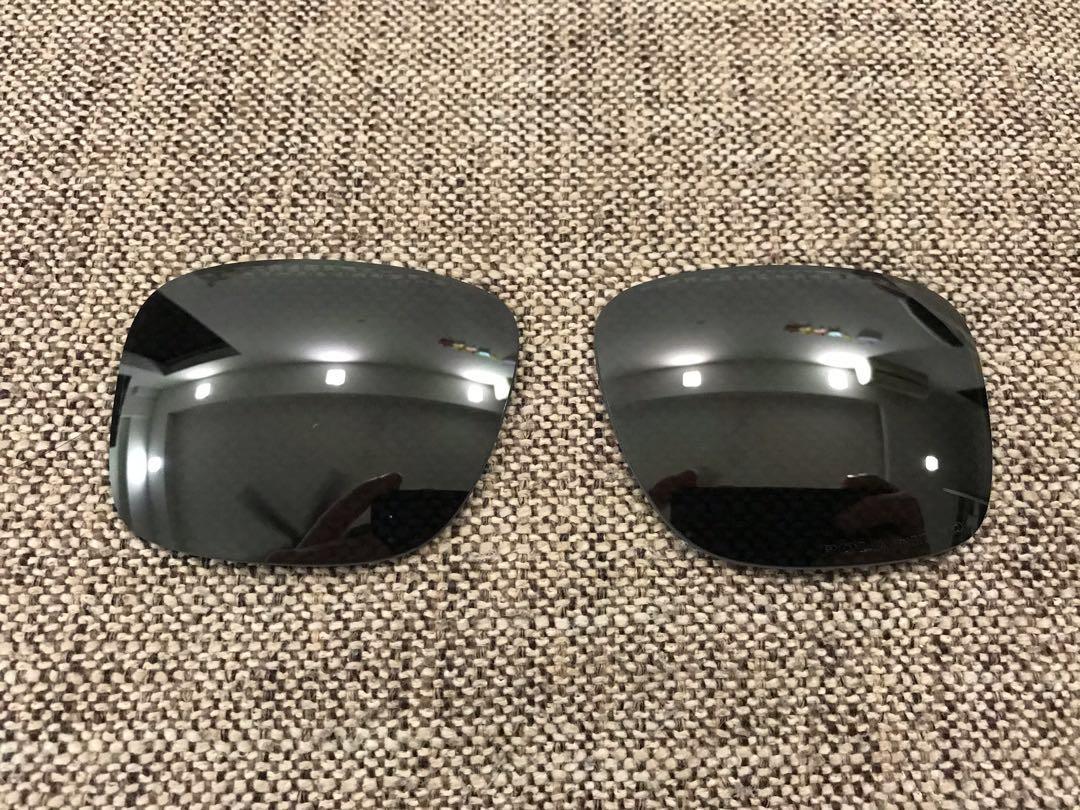 de48a1f2a9d Oakley™ HOLBROOK Asian Fit (Black Iridium Polarized) Lenses Only ...