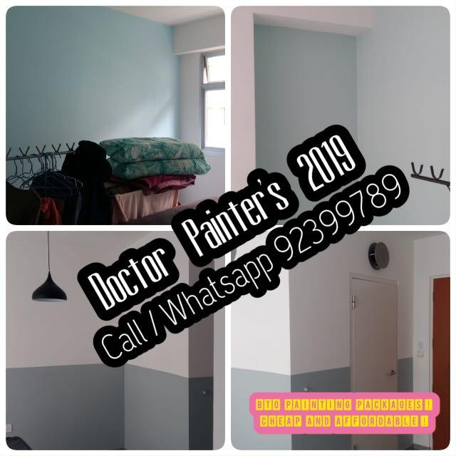 Painting Services ! Good Professional job! Fast completion! Cheapest in town