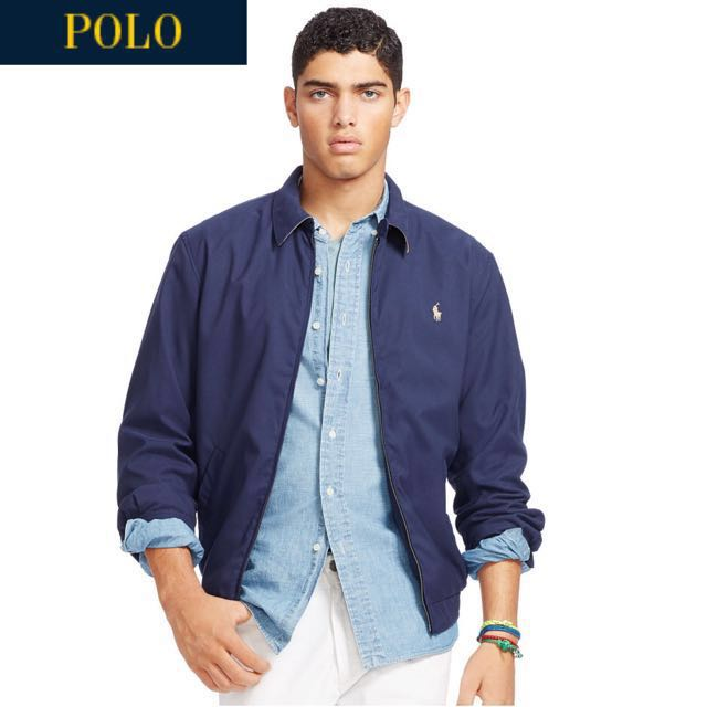 c91af5c0db6d7b Polo Ralph Lauren Bi-swing Jacket, Men's Fashion, Clothes, Outerwear on  Carousell