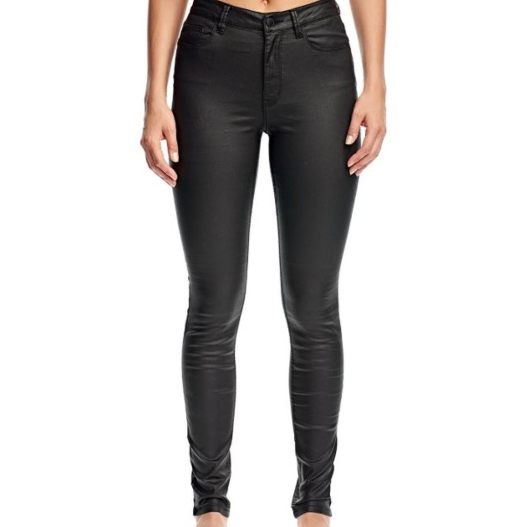 RES Denim - Gettin Hi Skinny Jeans: The Shining - Size 28