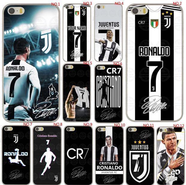 Ronaldo CR7 Juventus GOAT Phone Mobile Case Cover  b315e5174