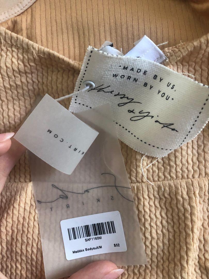 Sabo Skirt Maddox Bodysuit