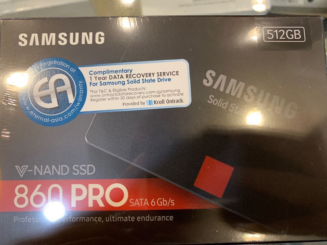 Samsung SSD / NVMe SSD 860/860 Final Clearance Best Price