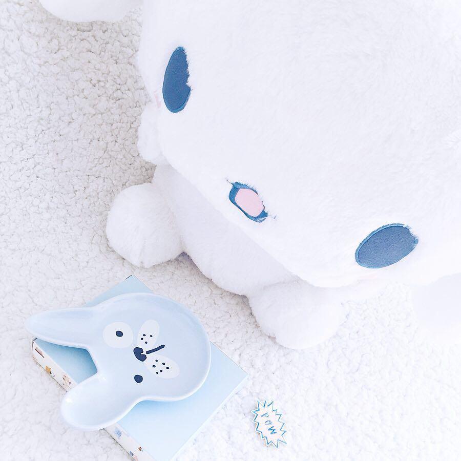 Sanrio Cinnamoroll - Special Jumbo Fluffy Plushy
