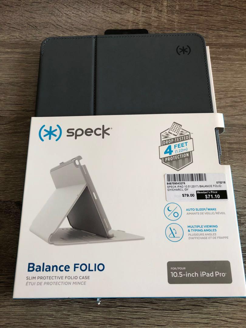 "new style e251c 2167d Speck Balance Folio ipad case Ipad pro 10.5"""