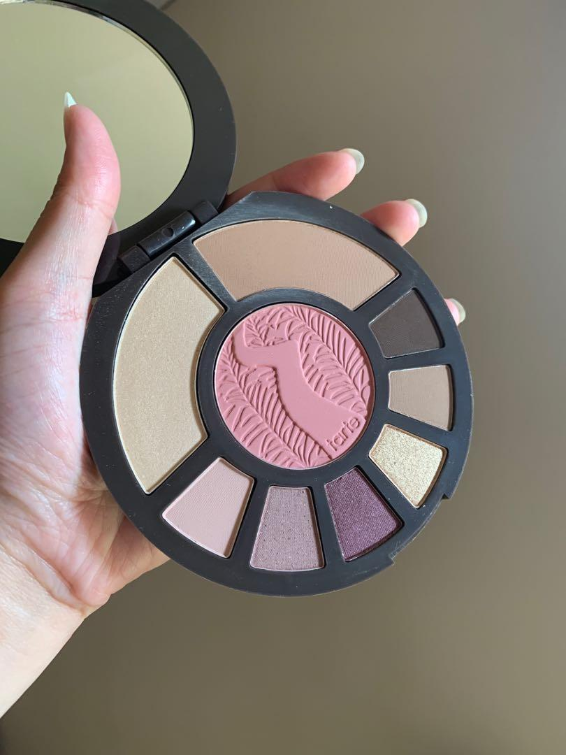 Tarte rainforest after dark eye and cheek blush palette