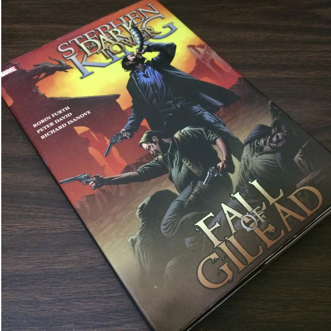 THE DARK TOWER: FALL OF GILEAD by Stephen King (COMIC BOOK SERIES)
