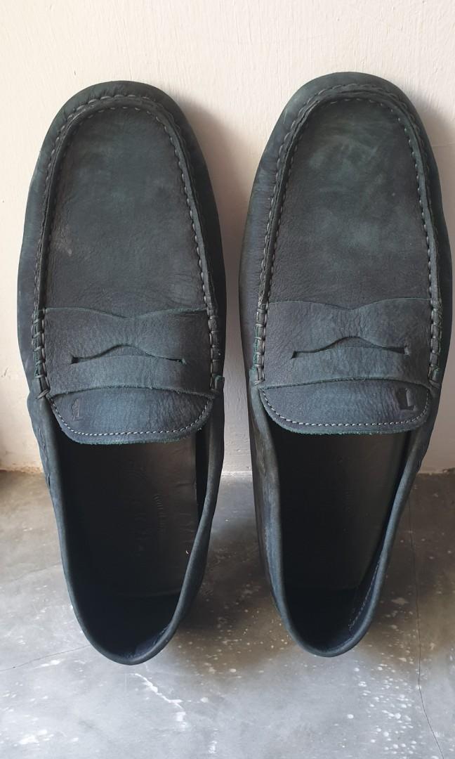 ac1e3e052d0a8 Tod's Men's Suede Driving Shoe, Men's Fashion, Footwear, Others on ...