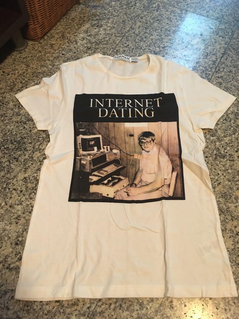 Internet dating t-shirt
