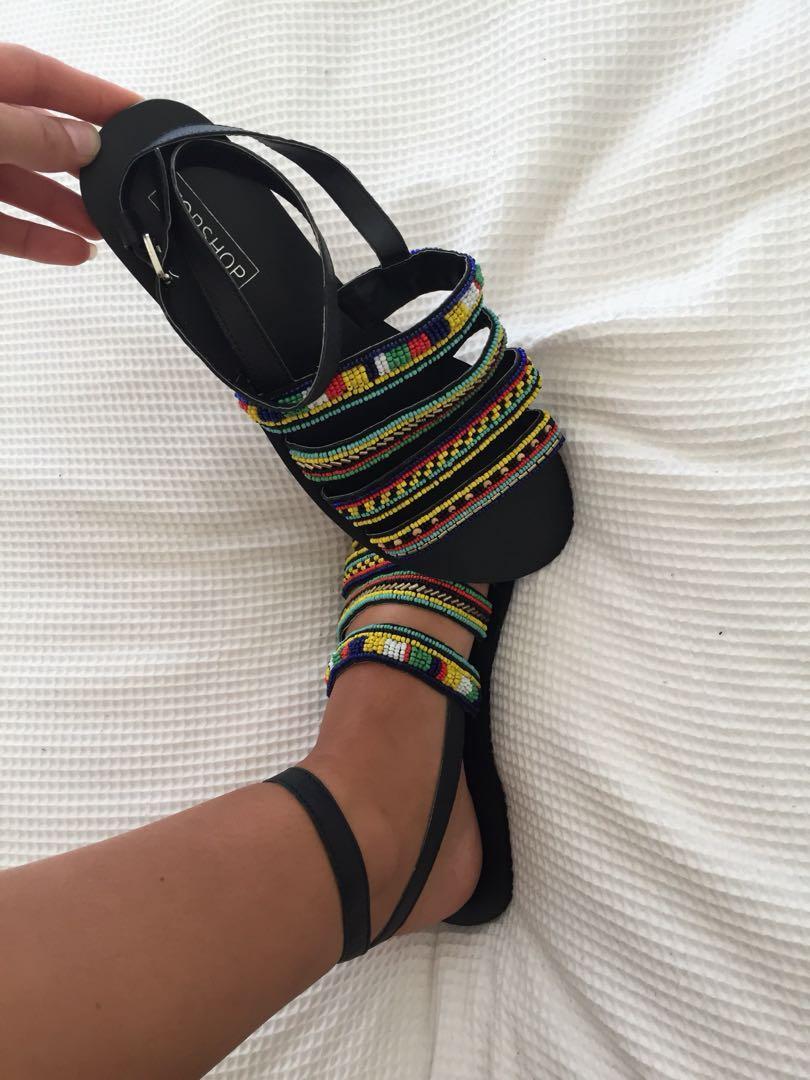 Topshop sandals - 38