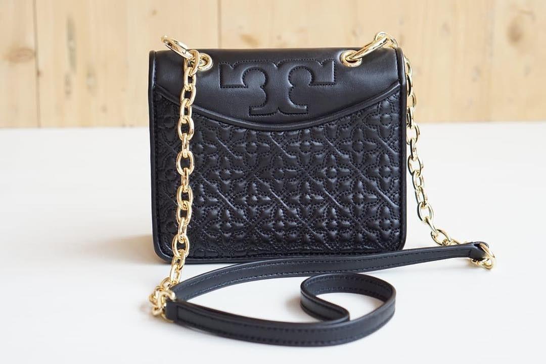 06c7fb243c5 tory burch bryant mini shoulder bag black size 17x13