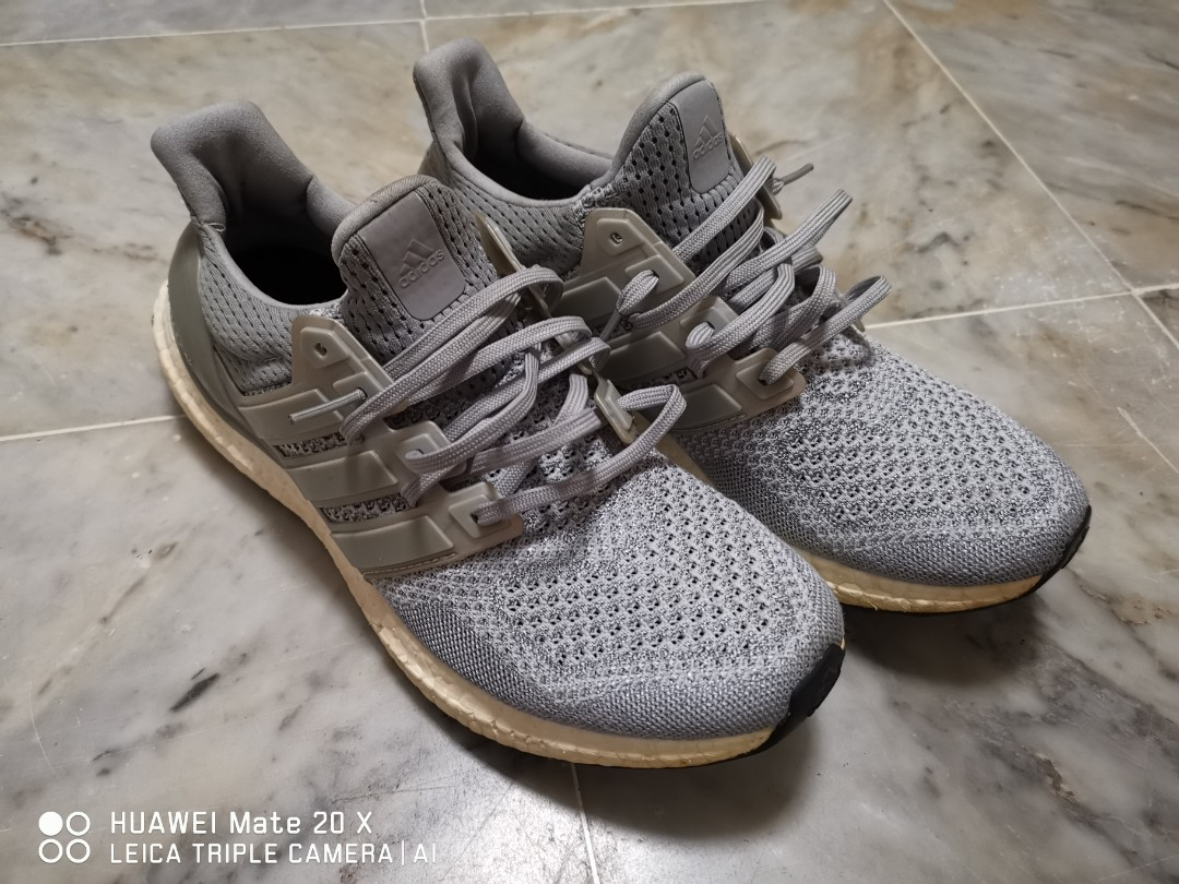 6a26e06f4 ULTRABOOST 1.0 WOOL GREY LIMITED EDITION