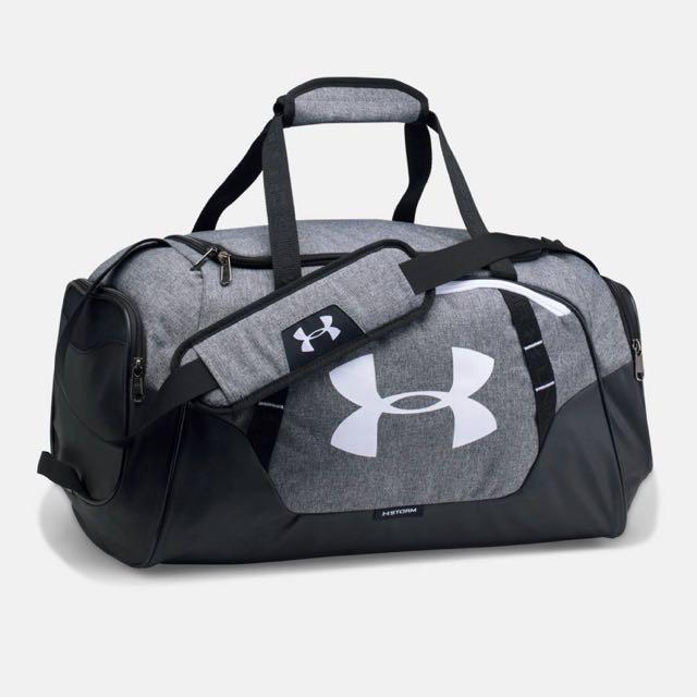 Under Armour UA Undeniable 3.0 Small Duffle Gym Bag 2a7d886118bd3