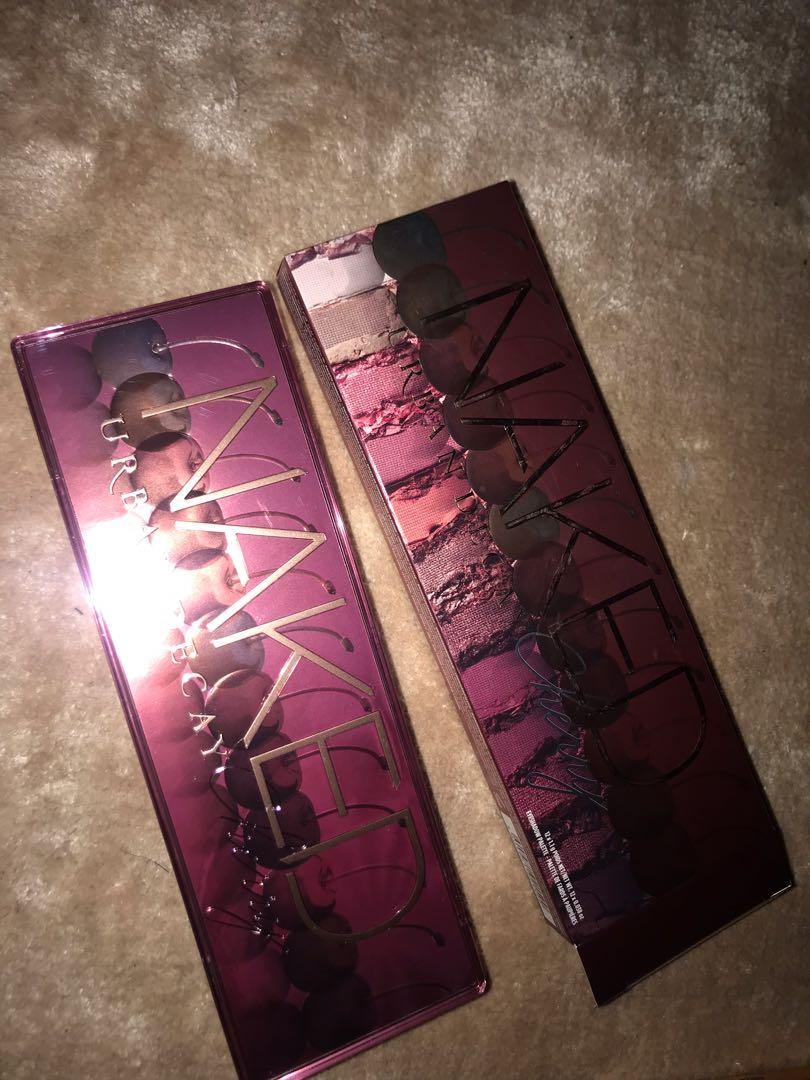 Urban Decay Naked Cherry Plalette