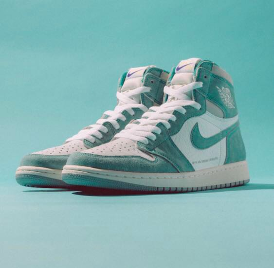 1857651078e9 US 10.5   11 Air Jordan 1 High OG Turbo Green