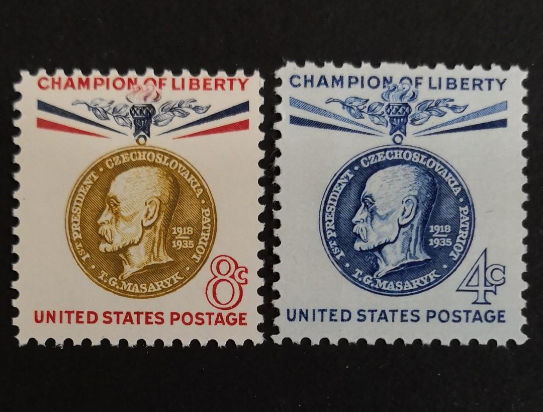 USA 1960 Champion Of Liberty