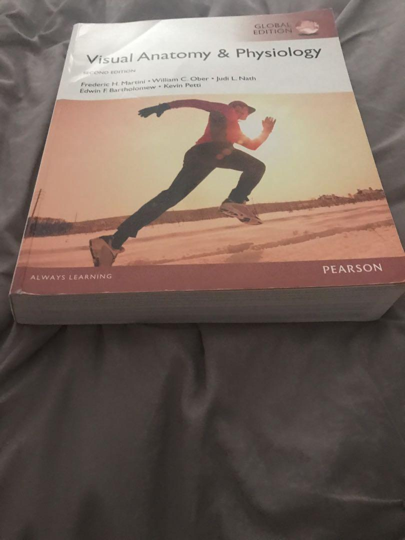 Visual anatomy & physiology 2nd edition. Get ready for A&P