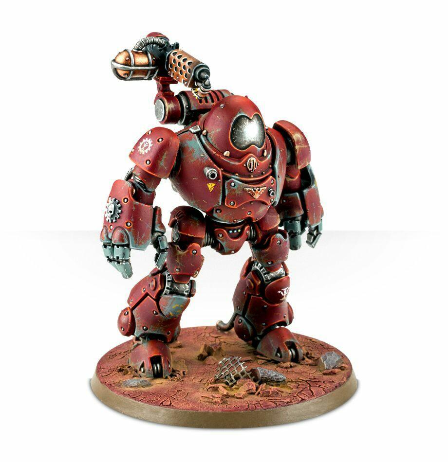 Warhammer 40k Adeptus Mechanicus Kastelan Robots (NIB), Toys