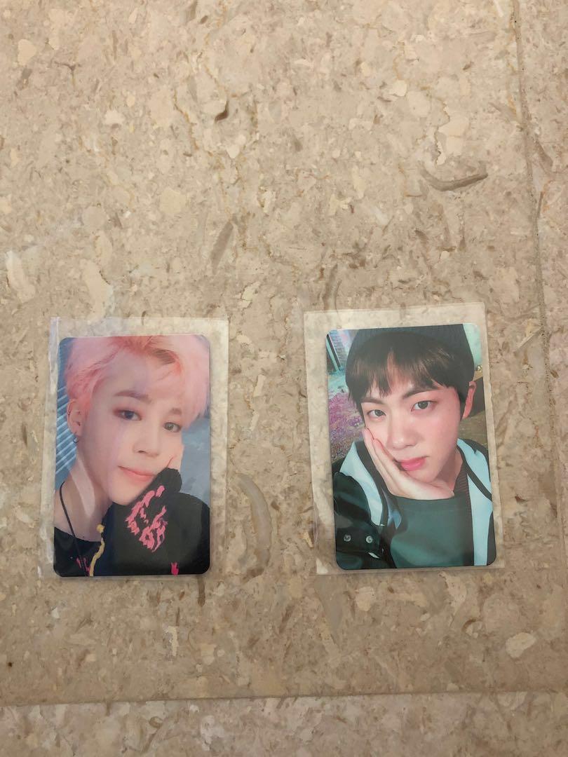 Music Memorabilia Cheap Sale Suga Bts You Never Walk Alone 2nd Album Official Photocard Kpop Other Music Memorabilia