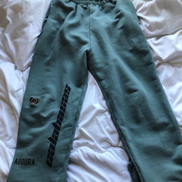 fdd290ce09fe3 Yeezy Season 5 Calabasas Sweatpants Size M