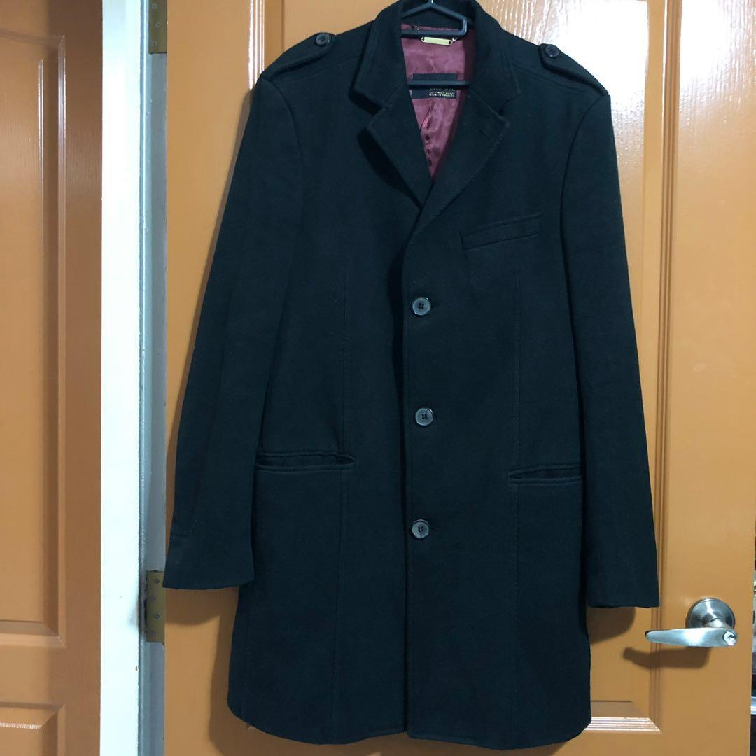 ZARA MAN Winter Coat