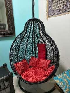 Big swing chair