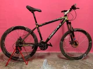 Bicycle MTB mountain bike