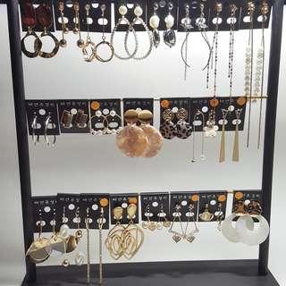 Korean Earrings- Post Cny Sale