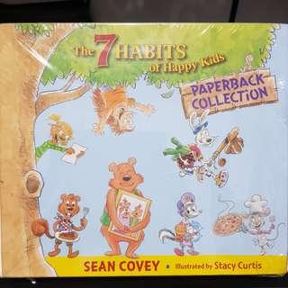 The 7 Habits of Happy Kids Paperback Collection