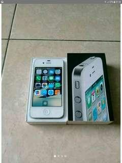 Iphone 4 32gb white