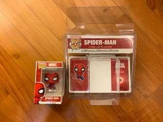 Spider-Man target exclusive funko pop (pocket pop not keychain kind)