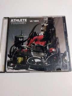 Athlete Debut Album Britpoo