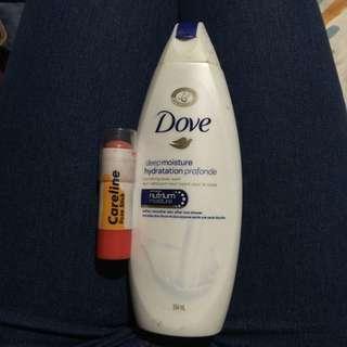 Dove and Careline Bundle