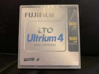 Fujiflim LTO4 tape cartridge