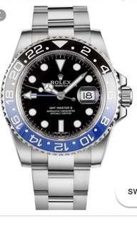 Buying Rolex Batman 116710BLNR
